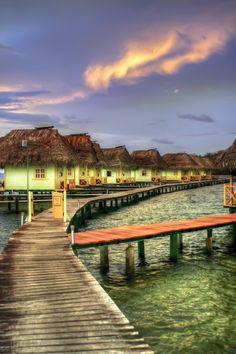 Overwater Bungalows: Punta Caracol Acqua-Lodge, Panama. AFAR Magazine Post by Brendan Brady #stay