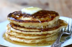 A CUP OF JO: The Best Buttermilk Pancakes You'll Ever Have