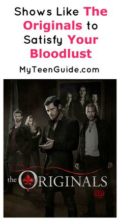 Vampires, vampires and MORE vampires! That's what you'll get with these TV shows to watch like The Originals. Grab the garlic, dust off the silver bullets and let the vampire watching begin!