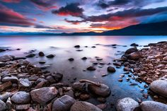 A storm over Lake Tahoe clears. From Incline Village, Nev. Abe Blair, Your Take