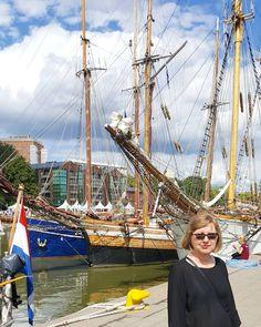 Greetings from Tall Ship Races 2017 in Turku #tallships #tallshipraces2017 #tallshipraces2017turku #turku #åbo #visitturku #kissmyturku #loveturku #selfie #meitsie #summerinturku #summerinfinland #summermood #lifestyleblogger  #nelkytplusblogit #åblogit #ladyofthemess