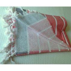 Snowdrop  Peshtemal 90x180 Bambu-Cotton