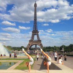 "13.1k Likes, 102 Comments - Teagan Rybka (@teagan_rybka) on Instagram: ""Omg Paris is amazing!!! Absolutely in love! ❤️ #paris #france #eiffeltower #toureiffel…"""