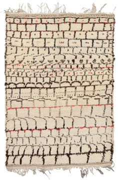 Moroccan Vintage Rugs by Woven Accents
