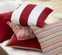 Ana Paisley Outdoor Collection | Pottery Barn