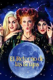 Dvdrip Ver El Retorno De Las Brujas 1993 Pelicula Completa En Linea Peliculas De Halloween Peliculas Completas Peliculas