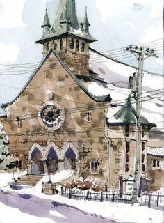 Église Saint Sacrement