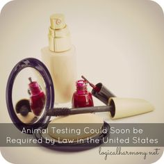 Congress: Stop the potential for the U. to require animal testing that would occur if the Safe Cosmetics and Personal Care Products Act of 2013 (SCPCPA) is passed. Stop Animal Cruelty, Animal Testing, Luxury Beauty, Diy Beauty, Beauty Tips, Logical Harmony, Safe Cosmetics, Vegan Beauty, Makeup Storage