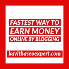 What is the fastest way to earn money online by blogging ? Ways To Earn Money, Earn Money Online, Make Money Blogging, How To Make Money, Making Your Own Website, Best Ads, Blog Sites, Creating A Blog, Blogger Templates