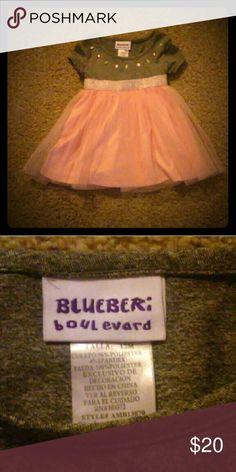 Cute Dress! GUC Blueberi Boulevard Dresses Casual