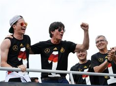 Löw Weltmeister 2014 Champion germany