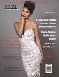 Girly Issue 2018 Credits Model: Victoria Barbara Montalvo Hair and Makeup: Sherry Owens Photography: Barry Druxman  Girly Issue showcases everything feminine. Launches Newstands July 12, 2018 #magazinecover #girlyissue #couture #fashion #julyissue Hot Dress, Dress Up, Fast Growing, Couture Fashion, Hair Makeup, That Look, Girly, Product Launch, Feminine