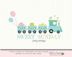 Sweet Sunday Party Boutique Logo