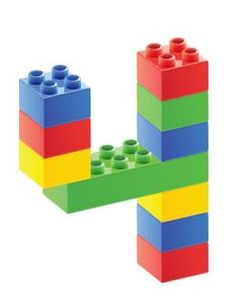 Lego Duplo, Lego Math, Lego Activities, Infant Activities, Lego Projects, Projects For Kids, Barrier Games, Lego Therapy, Lego Truck