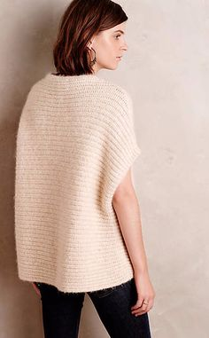 Cabled Mael Pullover #anthrofave