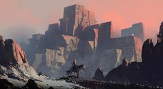 Intro to Environment Painting teaser by maciejkuciara.deviantart.com on @DeviantArt