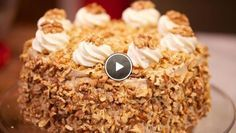 Walnoot-koffietaart - Rudolph's Bakery | 24Kitchen