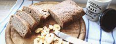 Bananen Protein Brot