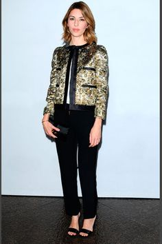 Sofia Coppola #ChicasTELVA #LouisVuitton #Cine #Glam #Chic #CopiaElLook