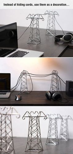 Something you can do with your cords.
