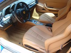 How a properly cleaned interior should look