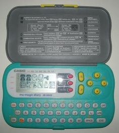 Used to LOVE my magic diary!!! Anyone else remember this?