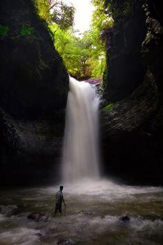 Visadar Waterfall, Gilan