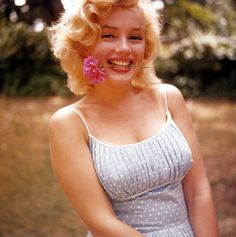 """I believe that everything happens for a reason. People change so that you can learn to let go, things go wrong so that you appreciate them when they're right, you believe lies so you eventually learn to trust no one but yourself, and sometimes good things fall apart so better things can fall together."" -Marilyn Monroe ."