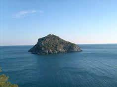 Isola di Bargeggi da Spotorno