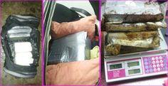 DNCD decomisa droga en muelle turístico de Santo Domingo y aeropuerto Punta Cana