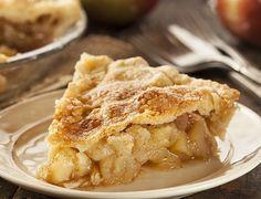 Easy Potluck Recipes, Easy Pie Recipes, Apple Pie Recipes, Dessert Recipes, Diet Recipes, Delicious Recipes, Best Ever Apple Pie, Old Fashioned Apple Pie, Apple Crisp Pie