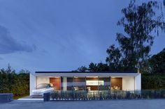 Active House B10, a prefab by Werner Sobek,  see also http://www.aktivhaus-b10.de/index.php?id=19&L=1
