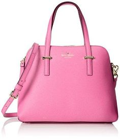 kate spade new york Cedar Street Maise Satchel Bag Rouge Pink One Size