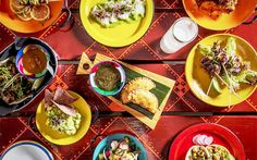 A Twist of Mexican and Asian Flavors Tijuana Picnic Best Mexican Restaurants, Nyc Restaurants, Picnic Restaurant, Mission Chinese Food, Holidays In New York, Nyc Bucket List, Pork Broth, New York Bar, Mexican Food Recipes