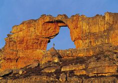 The Arch in the Cedarberg, Western Cape, South Africa