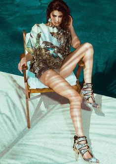 Isabeli Fontana Sizzles in Morena Rosa Beach Fall 2013 Campaign | Fashion Gone Rogue: The Latest in Editorials and Campaigns