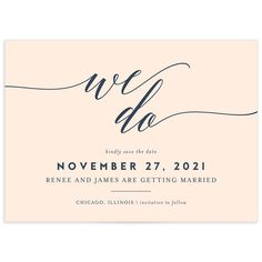 Fancy Filigree 5 x 7 Wedding Announcement Cards Save The Date Cards Photo Cards Personalized Save the Dates Save The Dates