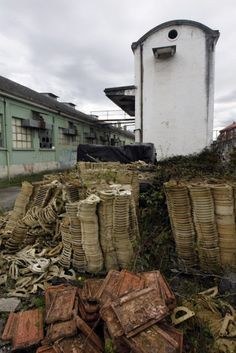 Patrimonio Industrial Arquitectónico: La antigua fábrica de loza de Oviedo. De la declar...