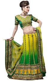 Multi Color Mehndi Dresses for Indian Bridals :http://newteenfashion.com/multi-color-mehndi-dresses-for-indian-bridals/