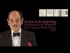 In 1968 well-known San Francisco lettering artist & calligrapher Alan A. Blackman began sending hand-written envelopes as a surprise to his young son Stephen. Main Library, Decorated Envelopes, Abs, Letters, Youtube, Calligraphy, Crunches, Lettering, Abdominal Muscles