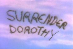 Surrender Dorothy...   Ch. 41-46 in Pins + Magic - a 'Random Magic' read-a-long. About:  http://pinterest.com/pin/150448443772548801/
