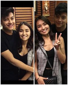 """"""" height difference is Love, Actually"""" Daniel Johns, Daniel Padilla, Star Magic, John Ford, Kathryn Bernardo, Child Actresses, Filipina, Queen Of Hearts, Simple Outfits"""