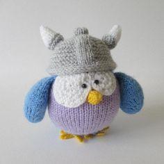 10 free toy knitting patterns