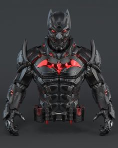 Batman Armor, Batman Suit, Batman And Superman, Batman Arkham, Batman Fan Art, Batman Comic Art, Batman Comics, Batman Concept, Batman Costumes