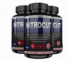 NitroCut - reviews and opinions Nitrocut helps you quickly overcome nitric oxide deficiency, and provides a wealth of other health restorative nutrients.   #12 ingredients #gym #muscles #NItrocut