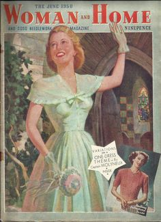 Woman and Home magazine from June 1950
