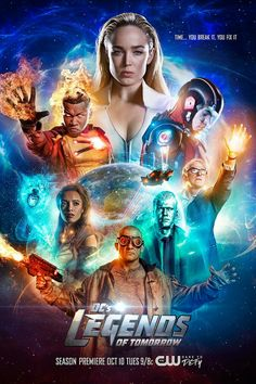 The CW has released a clip for tonight's third season premiere of DC's Legends of Tomorrow as we get to see what happened to Rip Hunter. Rip Hunter, Hd Movies Online, Dc Movies, Movie Tv, Watch Movies, Brandon Routh, Dominic Purcell, Legends Of Tommorow, Dc Legends Of Tomorrow