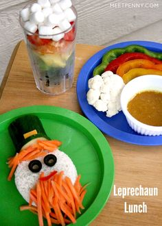 NEW at Meet Penny: Host a Leprechaun St. Patrick's Day Lunch
