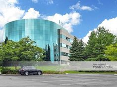 Hauppauge Office Park in Hauppauge, N., comprises three buildings occupied by multiple financial tenants. The office campus is anchored by Allstate, which has a full-building lease. The Office, Long Island, 10 Years, Finance, Park, Building, Buildings, Parks, Economics