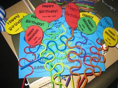 Tangled with Teaching: Birthday Freebie & Dr. Seuss Classroom Theme Highlight #4